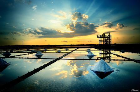 Фотографии вода, плантация, ферма, фабрика
