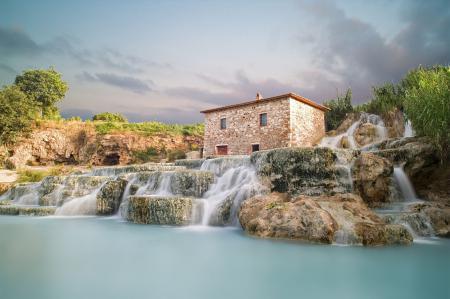 Фотографии Saturnia, Italy, Сатурния, Италия