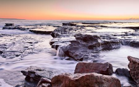 Фотографии море, камни, небо, пейзаж