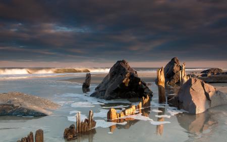 Фото пейзжа, природа, берег, побережье