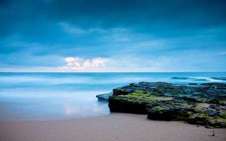 Фото Ocean Sunrise, By shaneric, March 15th, 2011    Early morning on the northern beaches of Sydney