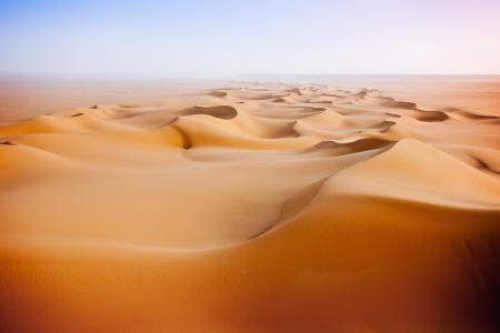 Фотографии пустыня, песок, дюны, небо