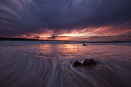 Фотографии море, небо, пляж