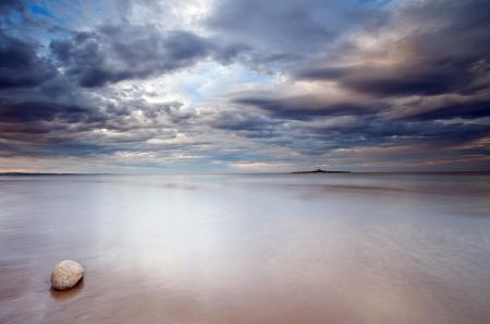 Фотографии море, небо, камень, пейзаж