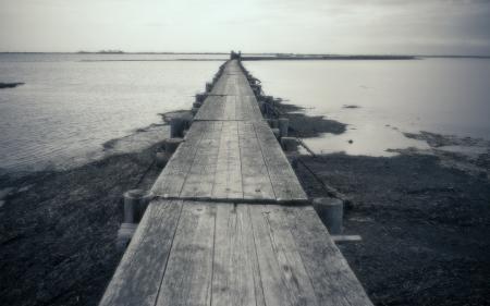 Фото озеро, мост, пейзаж