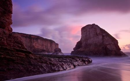 Фото пейзажи, вода, море, океан