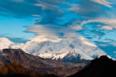 Фото Мак-Кинли, гора, Аляска