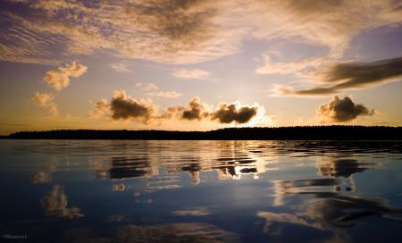 Фотографии озеро, залив, уксалонпя, ладожское