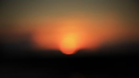 Фото Пейзаж, солнце, лучи, закат