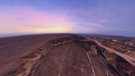 Фотографии Наска, плато, Перу, рисунок