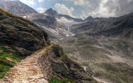 Фотографии горы, скалы, дорога, камни