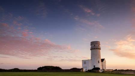 Заставки Hunstanton, UK, маяк, башня