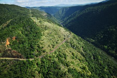 Фотографии пейзажи, landscape, холмы, лес