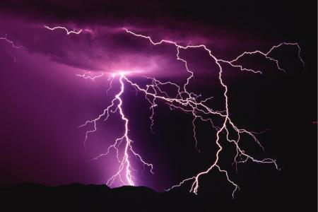 Фото thunder, picture, nature