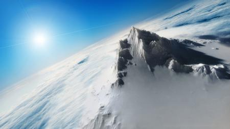 Фотографии пейзажи, landscape, вершина, высота