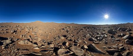 Фото пустыня, Солнце, Чили, Южная
