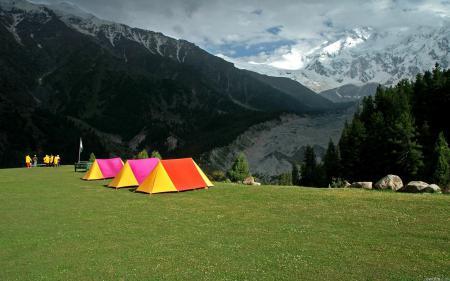 Фотографии палатки, люди, туристы, горы