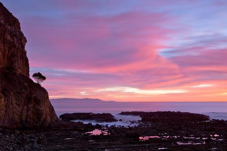 Картинки море, утро, небо, облака