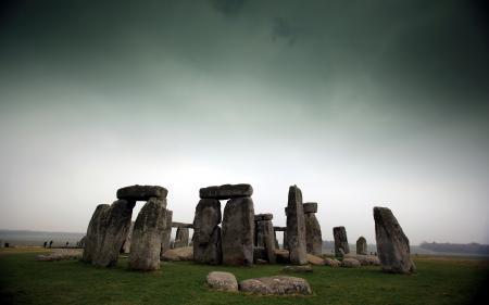 Фото камни, англия, природа