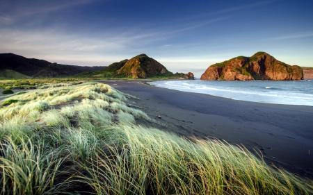 Картинки море, берег, лето, пейзаж