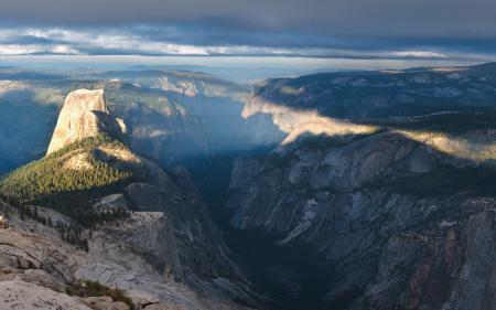 Обои пейзаж, горы, Landscape, природа