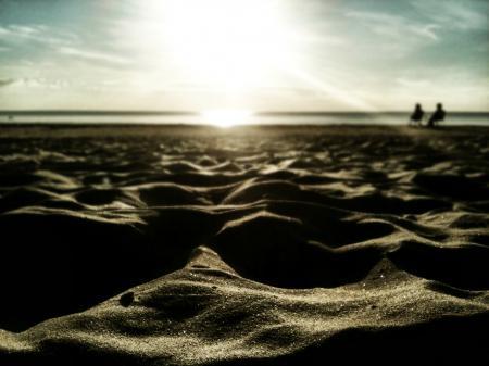 Фотографии закат, пейзаж, пляж