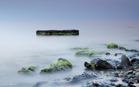 Картинки море, камни, природа