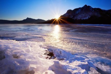 Фото зима, конец, весна, начало