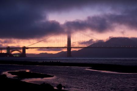 Фотографии Golden Gate Bridge, San Francisco, California, usa