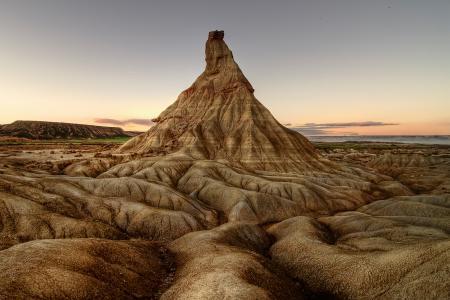 Заставки гора, скала, долина