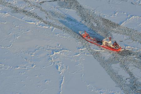 Картинки корабль, лёд, ледокол, север