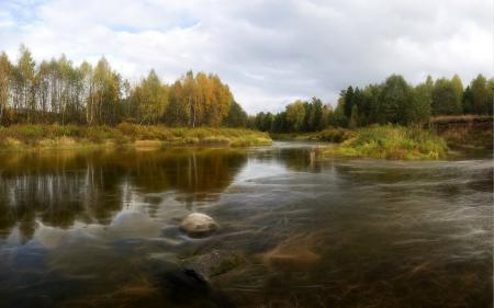 Фотографии река, лето, природа, пейзаж