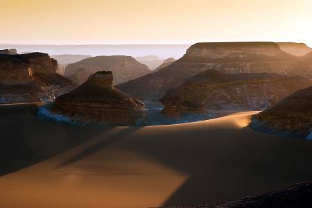 Заставки горы, песок, пейзаж
