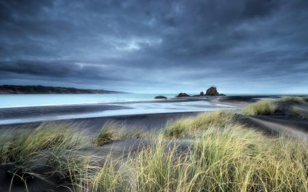 Заставки море, дюны, пейзаж