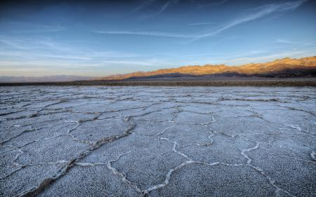 Картинки United States, California, Badwater Sunset