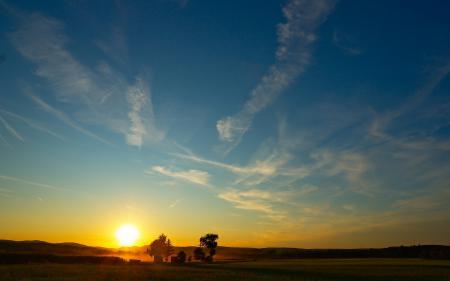 Заставки восход, закат, солнце, небо