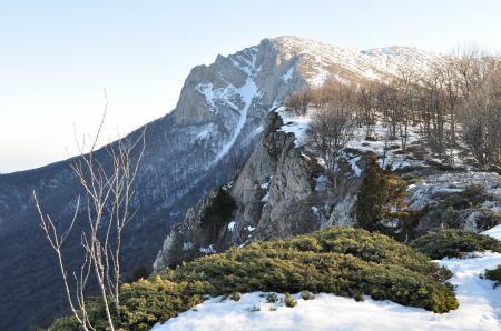 Фотографии Пейзаж, горы, Крым, Чатыр-Даг