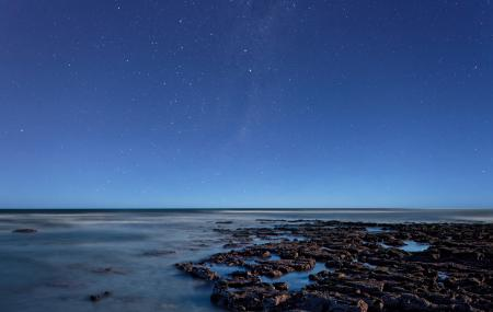 Фотографии Аргентина, Атлантический, океан, звезды