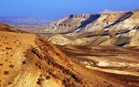 Фото пейзаж, израиль, пустыня, песок