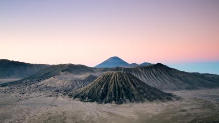 Фото Индонезии, Ява, Тенгер, Бромо