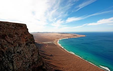 Обои пейзажи, море, скалы