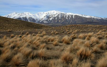Картинки Природа, пейзаж, горы, степь