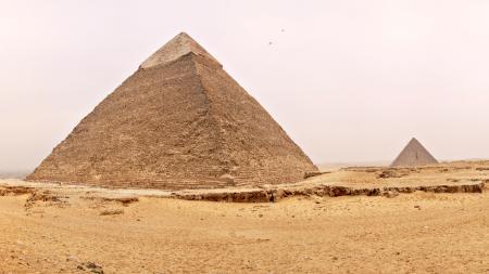 Фотографии пустыня, песок, Египет, пирамиды