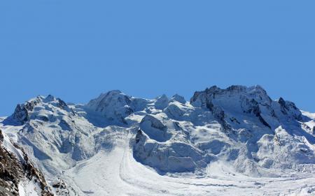 Картинки снег, горы, гора