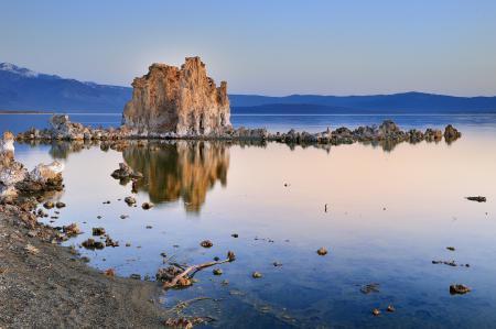 Фотографии Mono Lake, California, USA, озеро