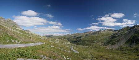 Фотографии Природа, Горы, Дорога, Фото
