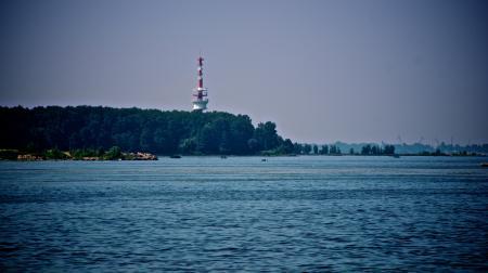 Заставки Петергоф, Море, маяк