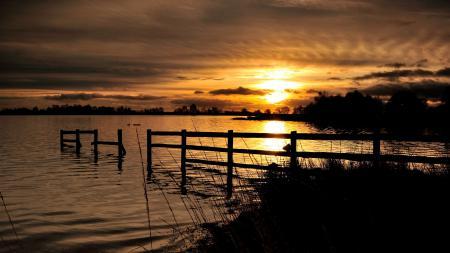Заставки озеро, вода, пейзаж, природа