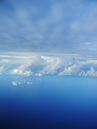 Фото небо, голубой, облака