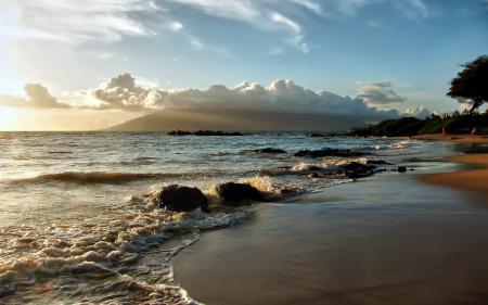 Фото море, пляж, пейзаж